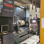 Mazak Integrex e-650HSII e-Tower CNC Turning & Milling Centre (10/2007)