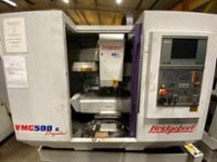 Bridgeport 500/16 Digital Vertical Machining Centre (2000)