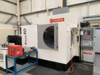 Huron K2X 10 3-Axis Vertical Machining Centre