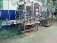 Riggs Autopack Model 1002 Twin Head Automatic Juice Filling Line