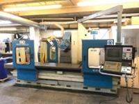 Nicolas Correa CF22/25 CNC Bed Milling Machining Centre (1998)