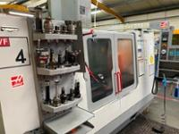 HAAS VF-4 Vertical Machining Centre (12/2003)